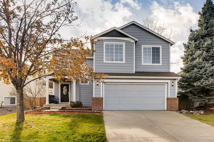 Furnished Home in E. Highlands Ranch (30 day min)