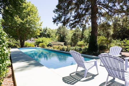 Glen Ellen Garden studio with Pool - Glen Ellen