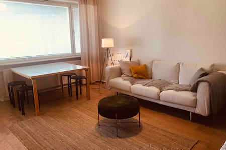 Nice 42m2 apartment in the harbour (central city)