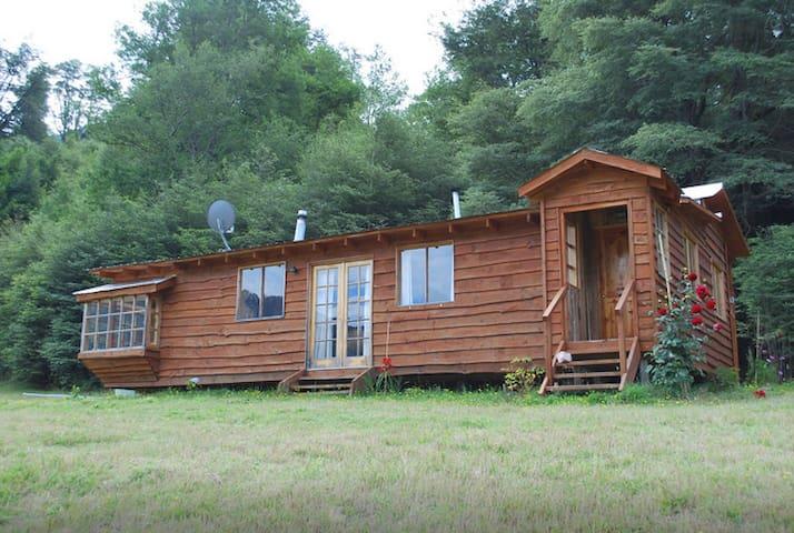 Cabin (Cabaña) Curarrehue