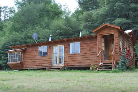 Cabin (Cabaña) Curarrehue - Curarrehue
