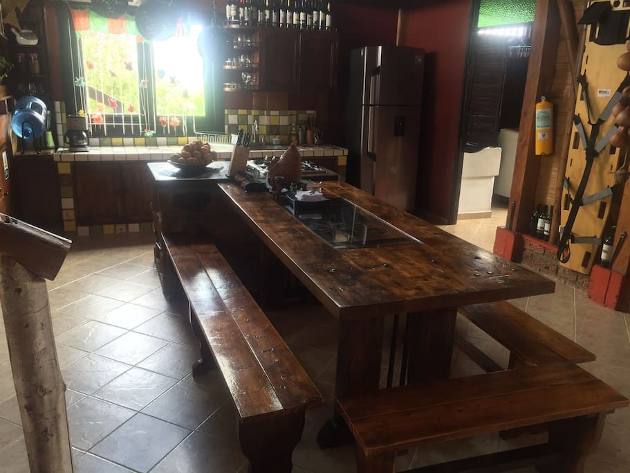 Comedor (1er nivel)