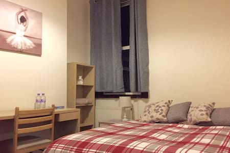 Spacious & Bright Private Double Room (BR1-II) - London