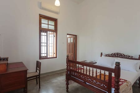 The Old Cinnamon House Room 1 - Dehiwala-Mount Lavinia - Huvila