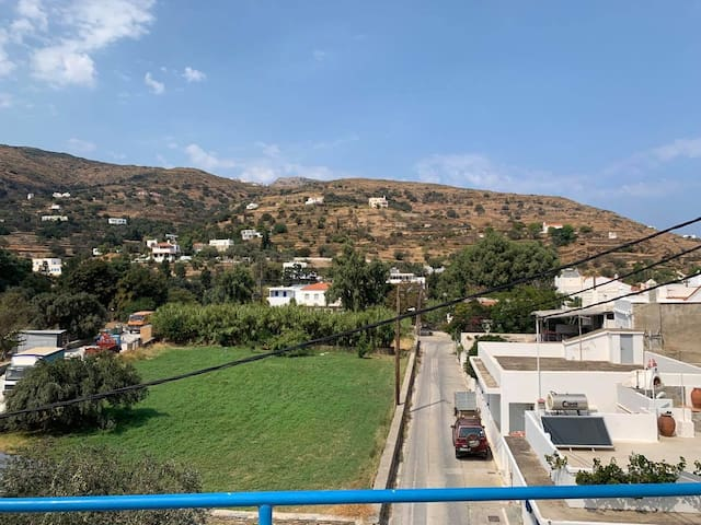 Korthi Bay with terrace