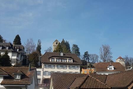 Loft in der Altstadt von Luzern - Luzern - Loft