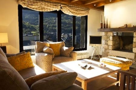 Casa en el Vielha - Valle de Aran - Vielha - Dağ Evi