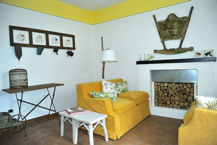 The Gardener of Pralormo Castle - Pralormo - Apartament