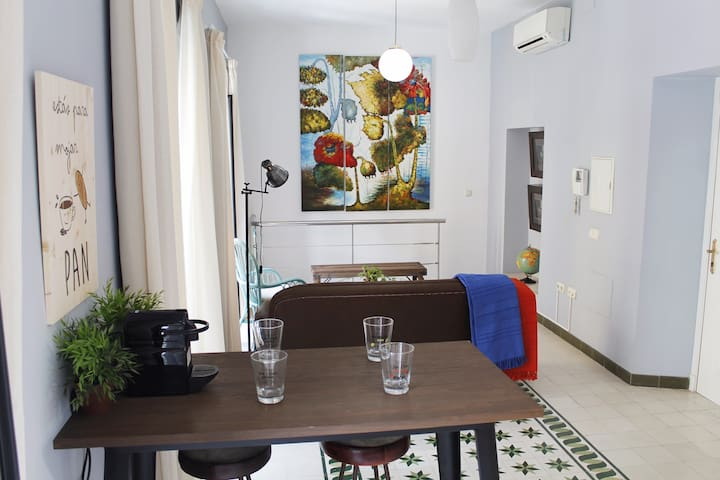*New Apartment* on the heart of Triana neighborh.
