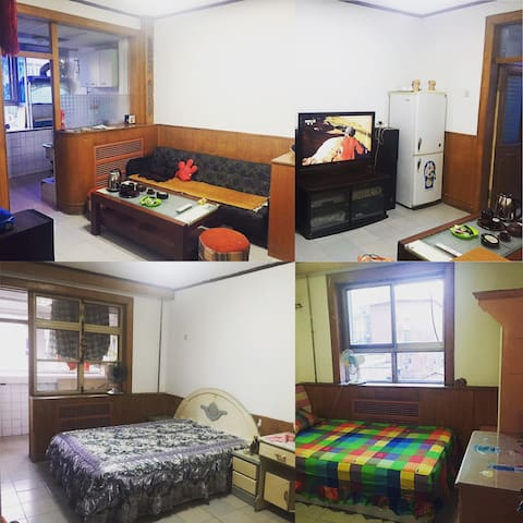 A family-like apartment in center - Shijiazhuang Shi - Byt