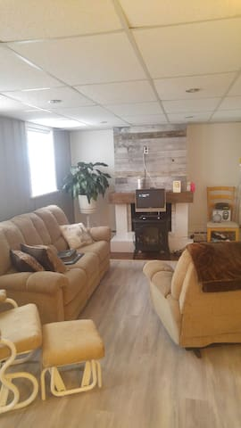 Cozy newly-fixed one bedroom - Longueuil - Flat
