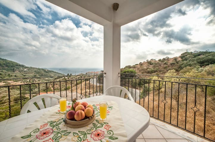 Panoramic Sea View apartment - Roosevelt 3 - Glossa - Apartment