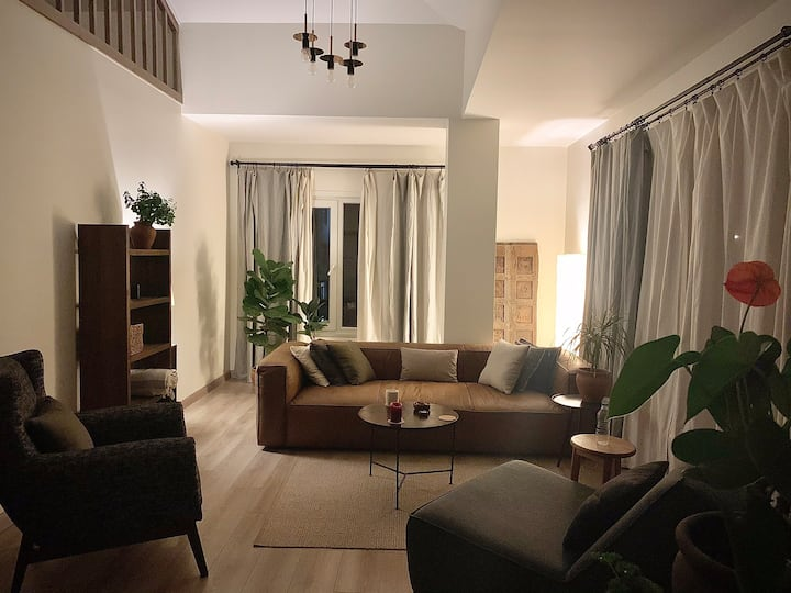 Private room in Stylish, Modern Flat near Taksim