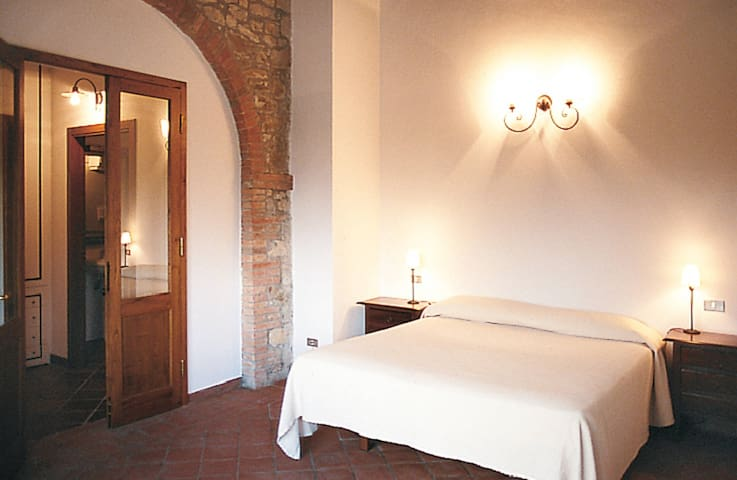 Apartment Le Macie for 4 persons