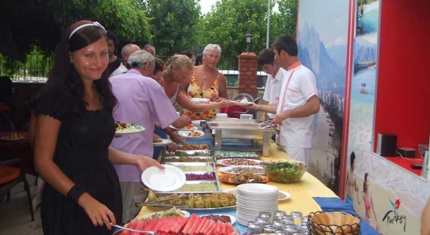 Antalya Konyaalti Polen Butik Hotel near Sea - Bahtılı Köyü Köyü - Bed & Breakfast