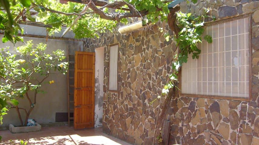 Ampia veranda esterna