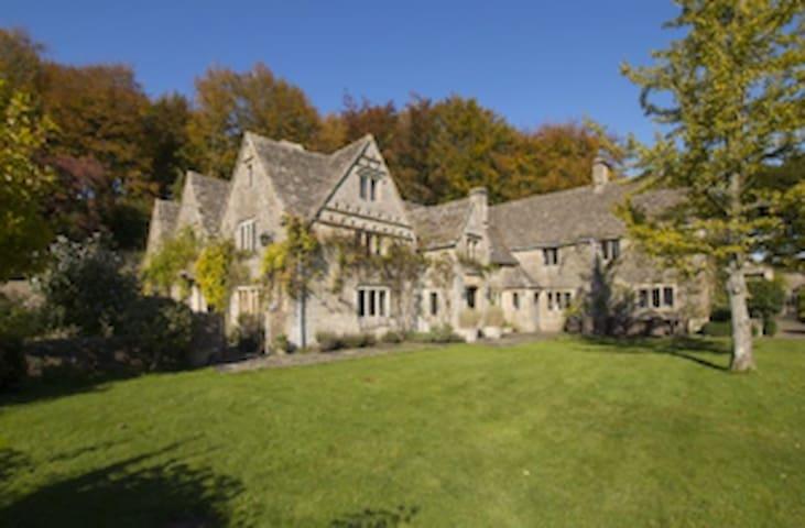 Slads Manor - Bisley - Dům