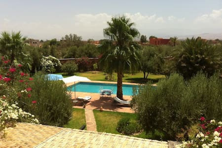 Chambre tout confort - Marrakesh - Bed & Breakfast
