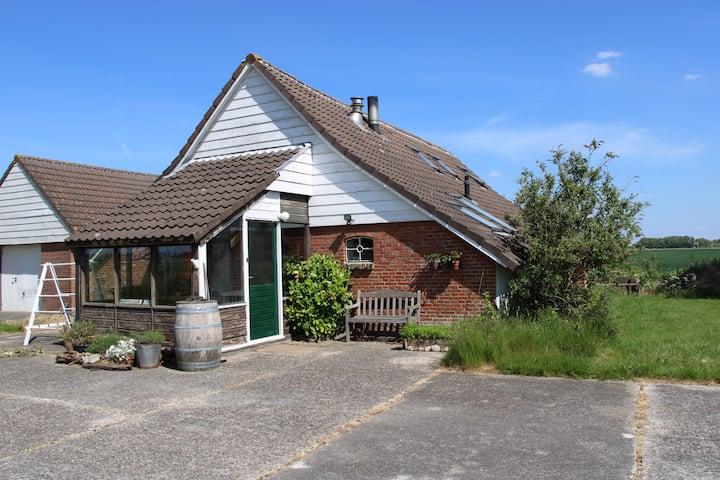 Vakantiehuis in Wehe den Hoorn (6 personen).