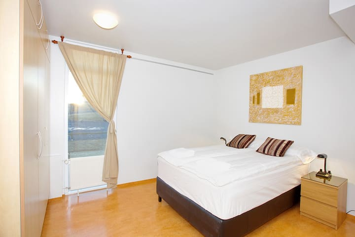 Golden Circle Apartment with Balcony - Laugarvatn - Wohnung