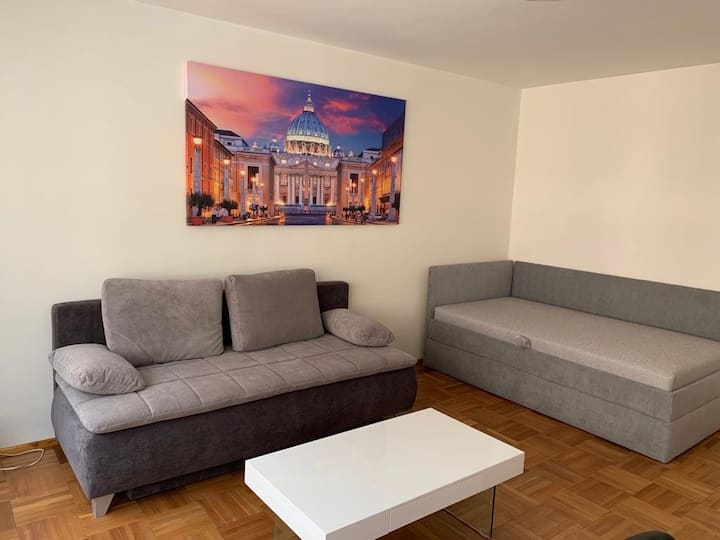 Big city centre apartment