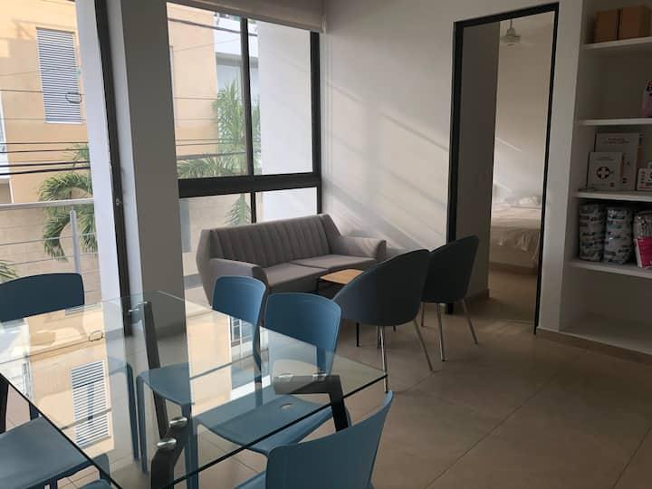 Espectacular apartamento para 2 a 4 personas