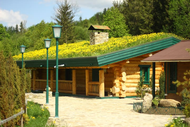 Бутинар Butynar eco-house