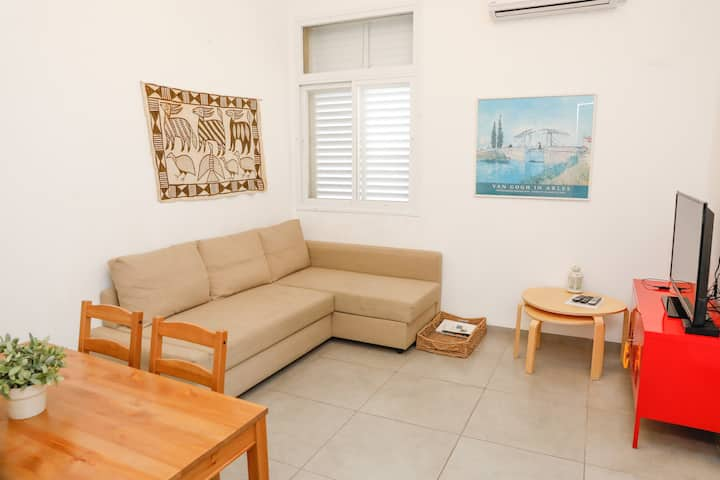 Hadar - Spacious designed apartment -Haifa
