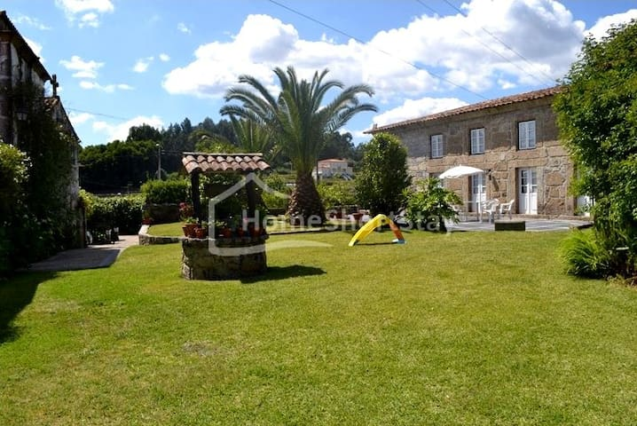 Apt within a Farm - Swimming pool - Grimancelos - Apartment