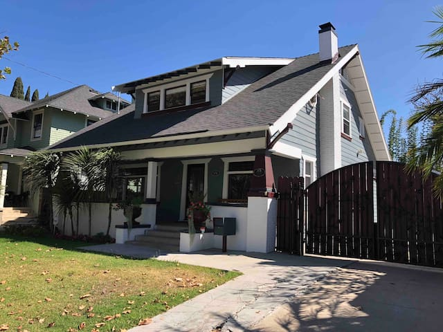 'Drips House' - Historic property near Disneyland