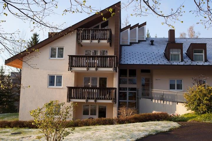 Wohnen auf Zeit, im Feriendorf Eckenhof, GH 6.2