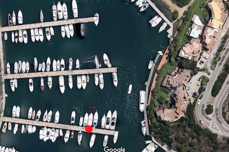 Posto barca - Mooring - Boat place- max 16.5m-4.4m - Arzachena - Barca