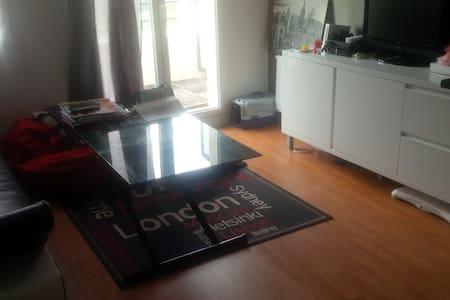Appartement T2 39m2 + balcon proche Paris/Disney - Meaux - Leilighet