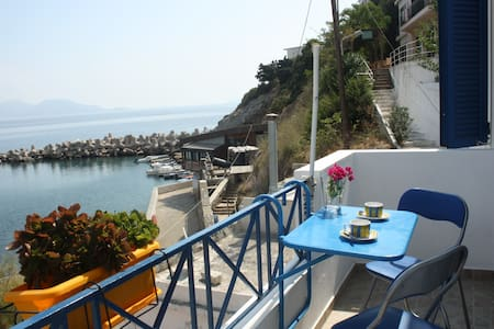 Alkistis apartment-2nd Floor (2-5 persons) - Ikaria - Lejlighed