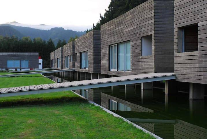 Japanese Cedar Villa