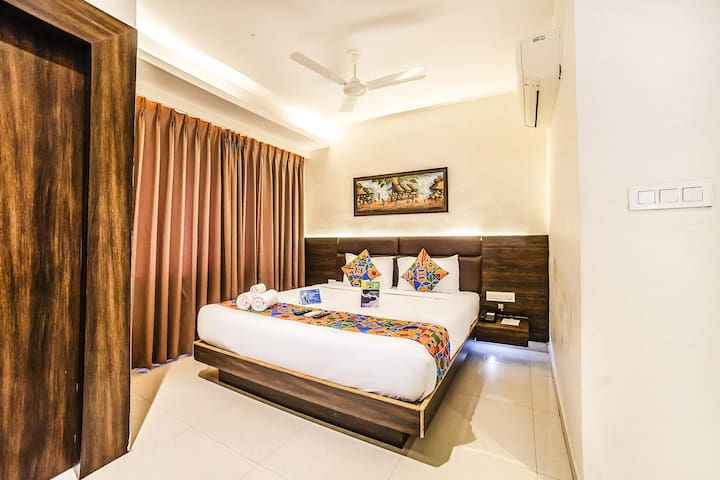 The White Rock Deluxe Bedrooms