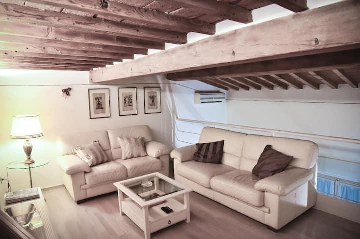 Appartamento centro storico Arezzo
