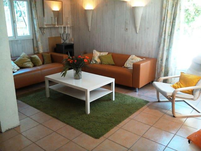 maison, splendide située, confortable  très calme - Castelnau-d'Aude - Dům