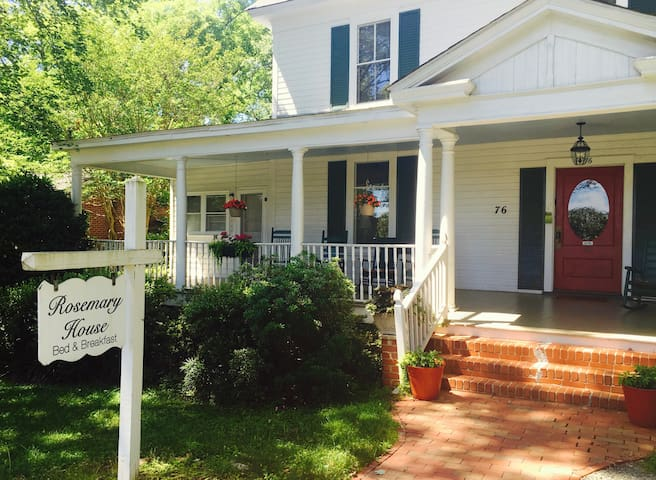 Classic & Cozy B&B: The Haven Room - Pittsboro