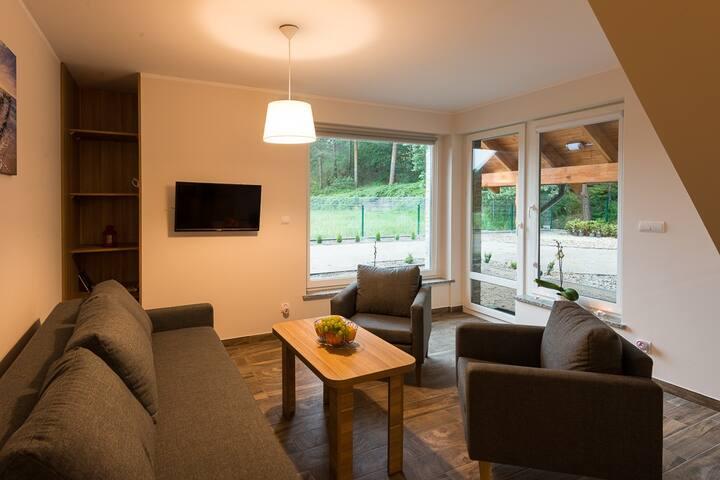 Sztutowo Leśna7 - Cozy Apartment