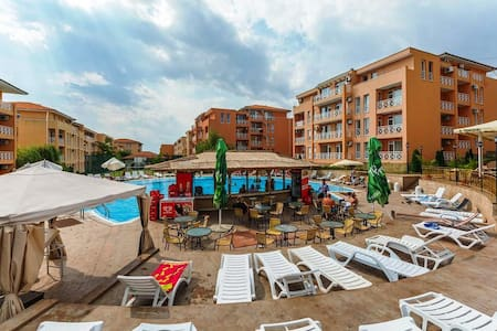 Apartment in Sunny Day 6 Complex - Sunny Beach - Appartement