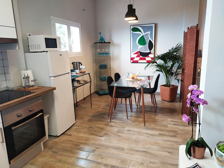 Comfortable Apartment Well Located in the North