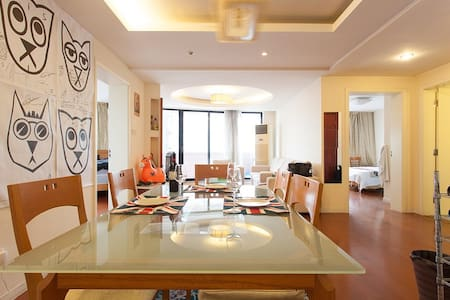 Bright and Spacious Private Room in Perfect Area 1 - Shanghaï