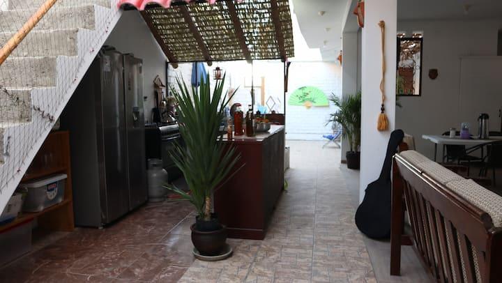 Lunahuana Hospedaje en Casa