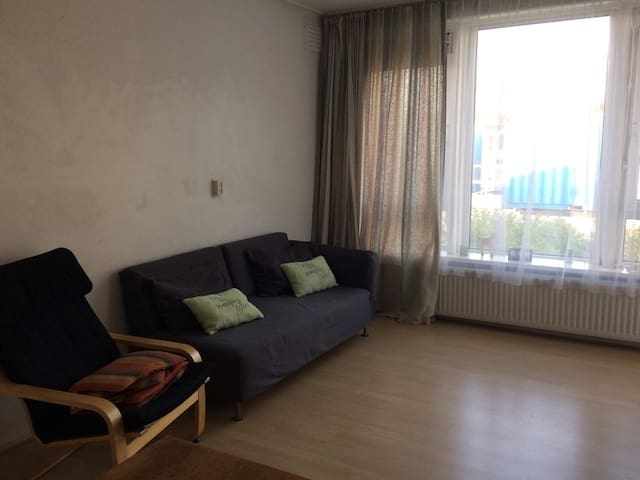 light and cozy appartment - Amsterdã - Apartamento