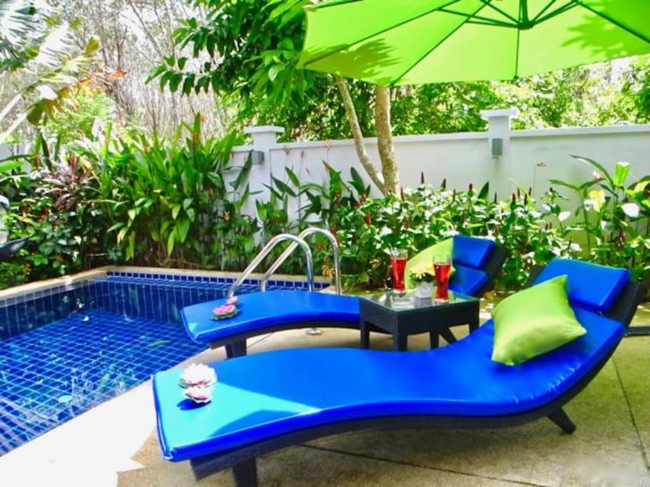 Rawai Superb Villa In Zen Atmosphere Ville In