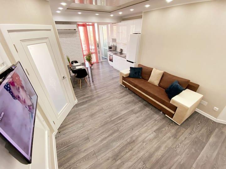 **** VIP **** Apartment  CHIȘINĂU – LevTolstoi 8B2
