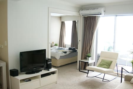 Fresh and Airy CBD Apartment - 悉尼 - 公寓