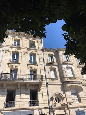 Appartement / Flat at the Heart of Bordeaux