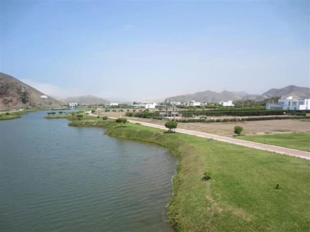 Linda casa de campo, c/ lagunas y mucha naturaleza - Lima Region - Dom